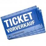 Ticket Vorverkauf